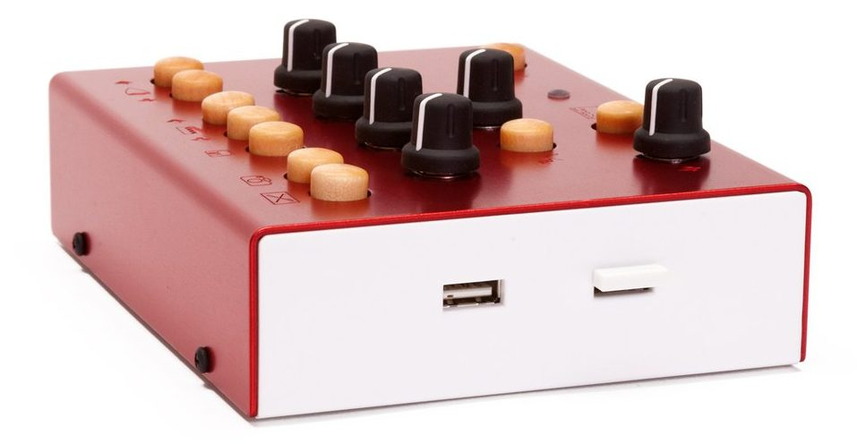Critter & Guitari Intro ETC 720p Video Synthesizer