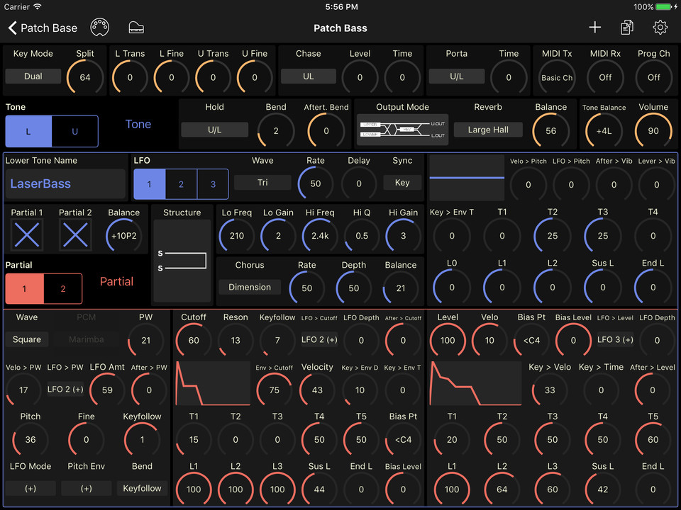 Patch Base Updated With Roland D-50 / D-550 Support | Synthtopia