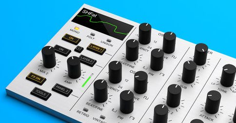 new analog circuit modeling synth for ipad zeeon synthtopia. Black Bedroom Furniture Sets. Home Design Ideas