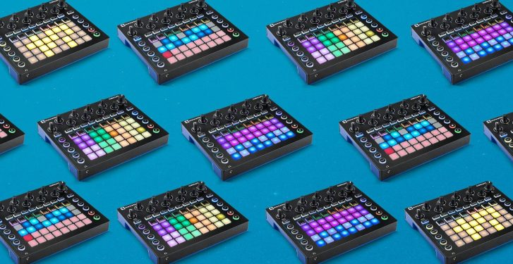 Novation Circuit 1 6 Adds Panning, Drum Micro Steps & More
