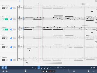 symphony pro ios music notation software updated with handwriting recognition more synthtopia. Black Bedroom Furniture Sets. Home Design Ideas