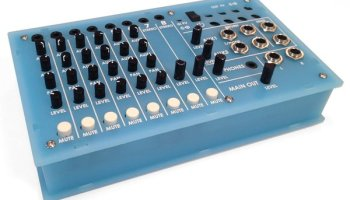 Bastl Instruments Dude Mobile Mixer Now Available – Synthtopia