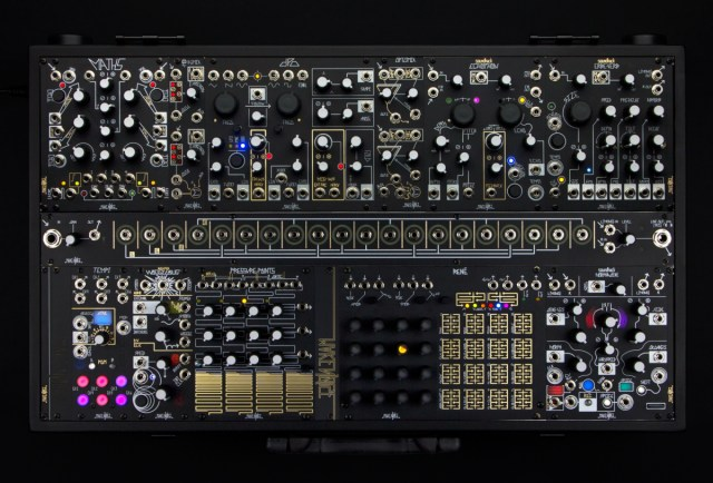 Make Noise Intros Black & Gold Shared System Plus