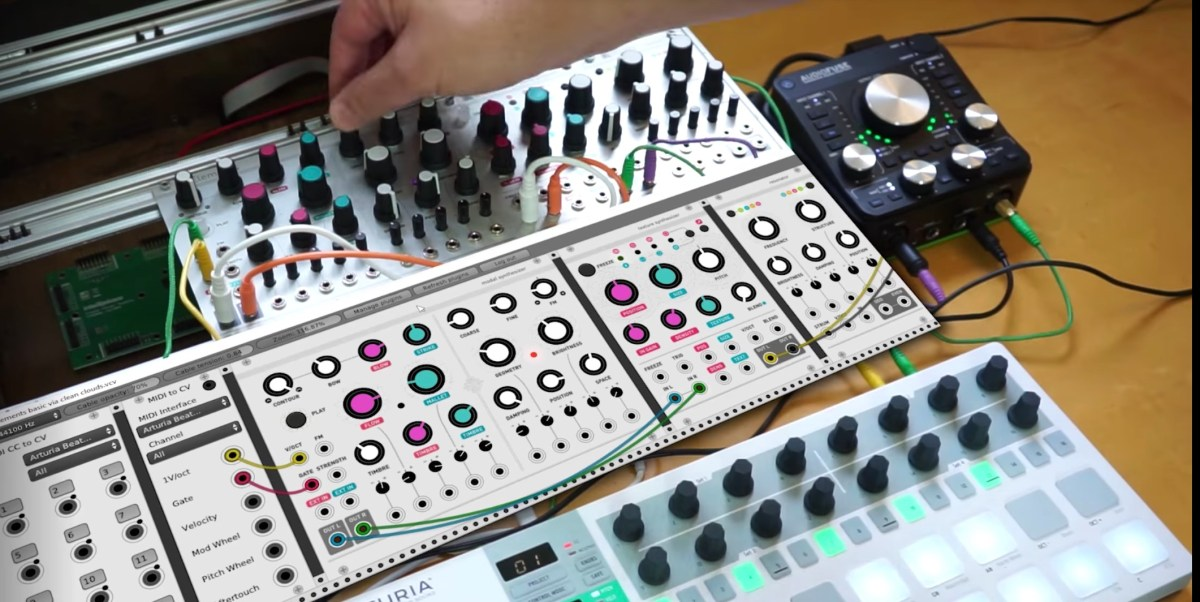 vcv rack vs eurorack is there a sonic difference synthtopia. Black Bedroom Furniture Sets. Home Design Ideas