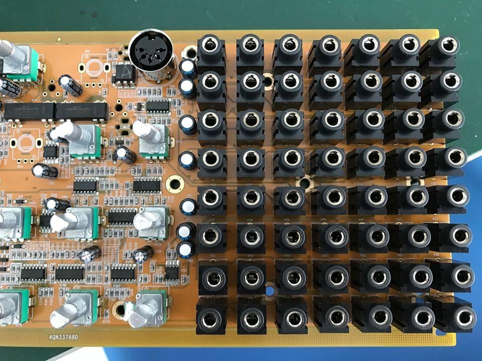 Behringer module