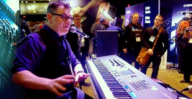 Yamaha Montage 2 0 Hands-On Demo At The 2018 NAMM Show