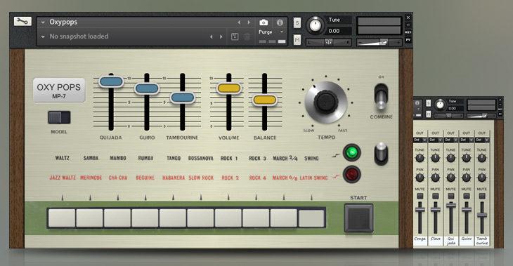 oxypops recreates iconic drum machine sound of jean michel jarre synthtopia. Black Bedroom Furniture Sets. Home Design Ideas