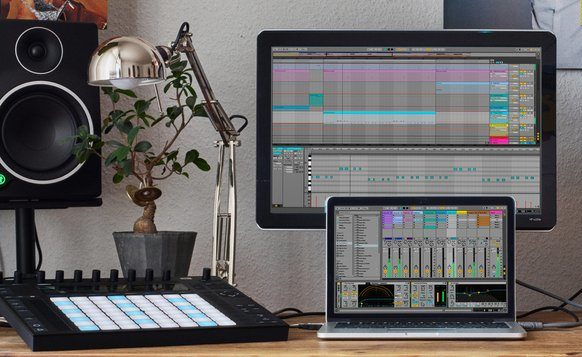 ableton live 10 now available synthtopia. Black Bedroom Furniture Sets. Home Design Ideas