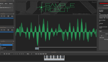SampleRobot Adds VST Host So You Can Play Virtual