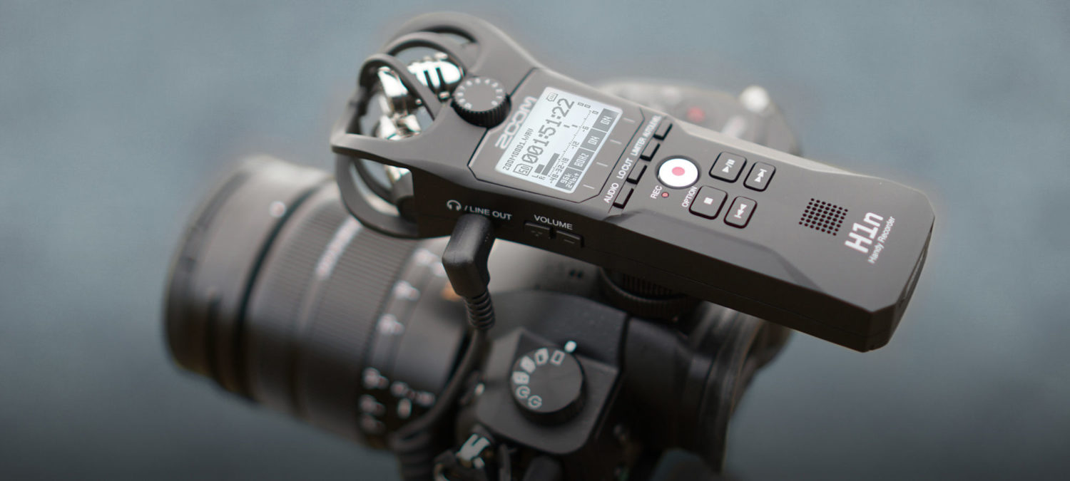 Zoom H1n Handy Recorder Now Available Synthtopia
