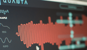 Audio Damage Quanta Granular Synth Now Available For iOS