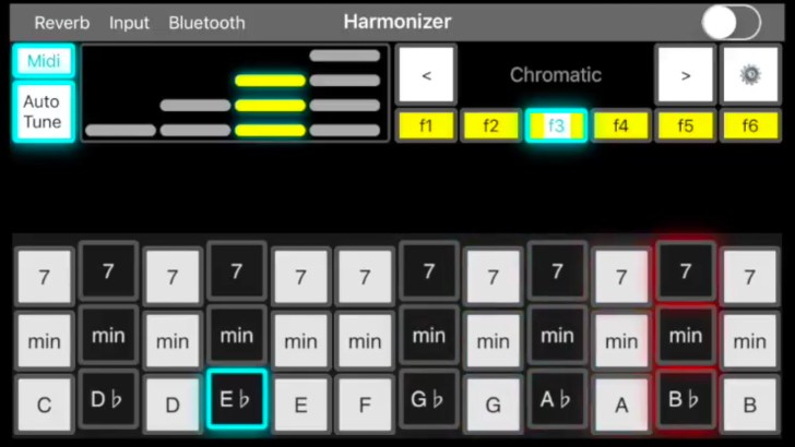 Harmonizr Vocal Harmonizer For iOS | Synthtopia