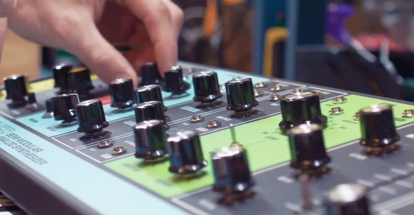 Moog Grandmother Official Video Tutorials – Synthtopia