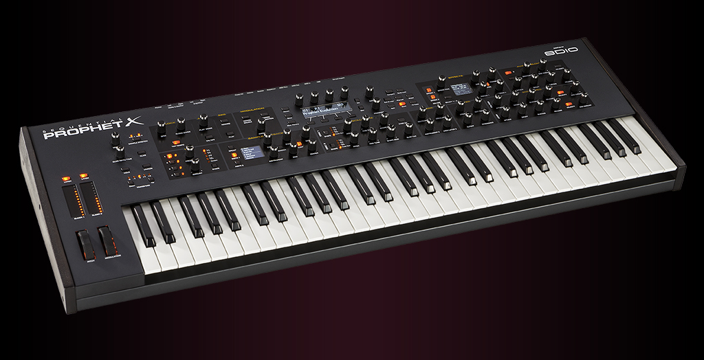 Sequential Prophet X Gets New Features, Sound Libraries & More