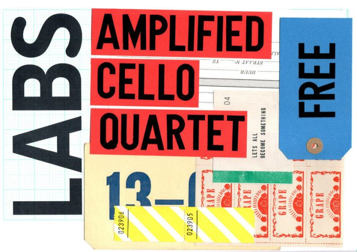 Spitfire Audio Releases Free LABS Amplified Cello Quartet
