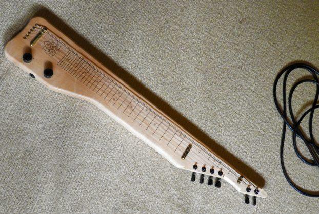 Dave Bessell db Aum Guitar