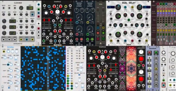 Ambient Music In VCV Rack | Synthtopia