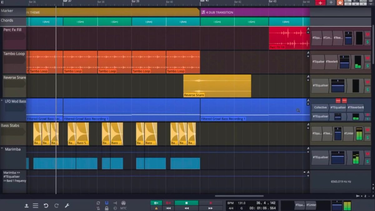 Tracktion DAW Engine Now Open Source