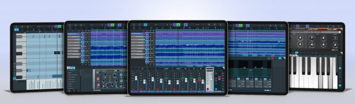 Cubasis For iOS Update Adds Support For Latest iPad Pro