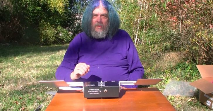 The Harrison Instruments Model 302 Theremin | Synthtopia