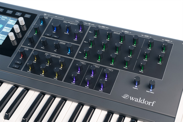 Waldorf Quantum Update Adds Deep New Synthesis Options