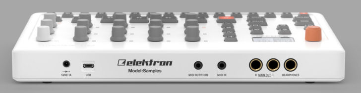 New Elektron Model Samples A Groovebox With All The Elektron