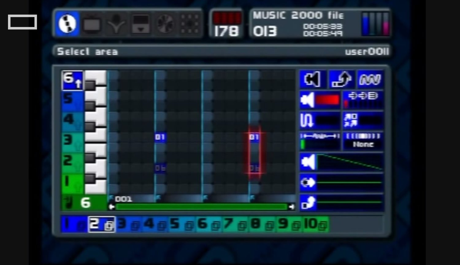 Retro Review: Making Tracks With Music 2000 For PlayStation 1