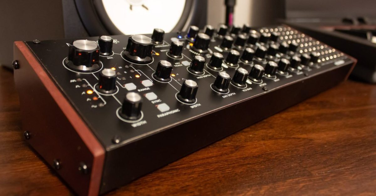 Comment on Synthesizing The THX Deep Note With A Behringer Neutron Synthesizer by Brian