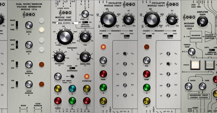 Virtual ARP 2500, G2500, Now Available For Linux, Mac