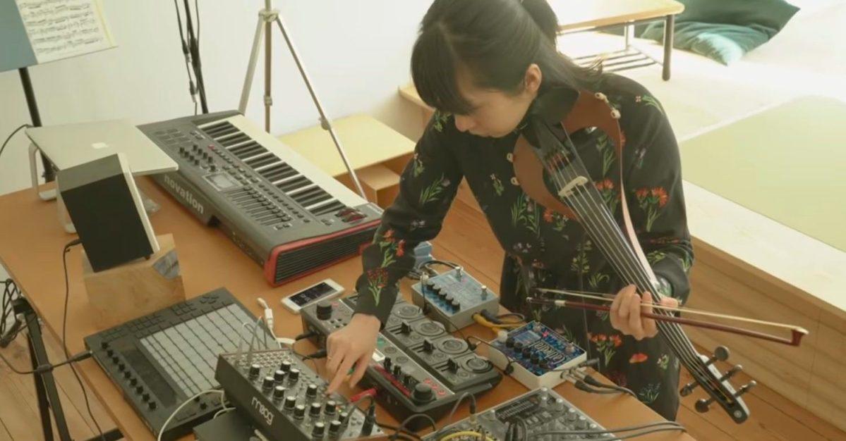 Against The Clock With Tangerine Dream's Hoshiko Yamane