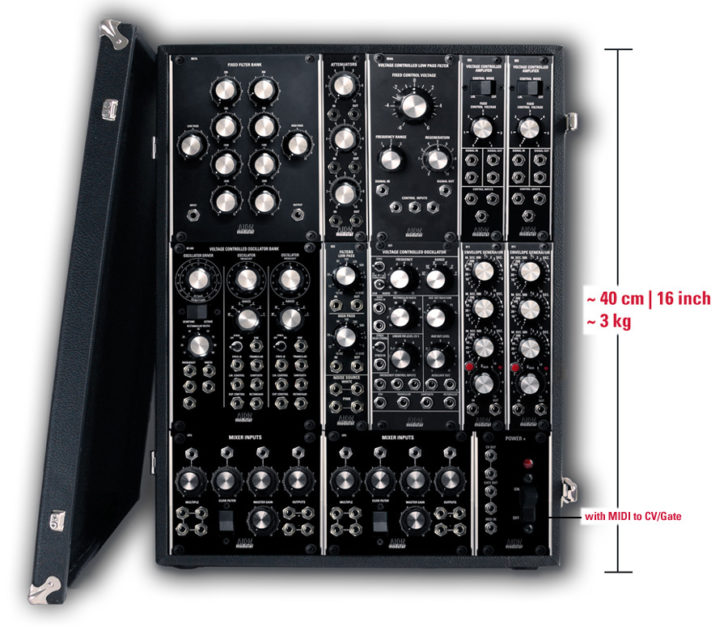 aion modular intros synthesizer model 15 in eurorack format synthtopia. Black Bedroom Furniture Sets. Home Design Ideas