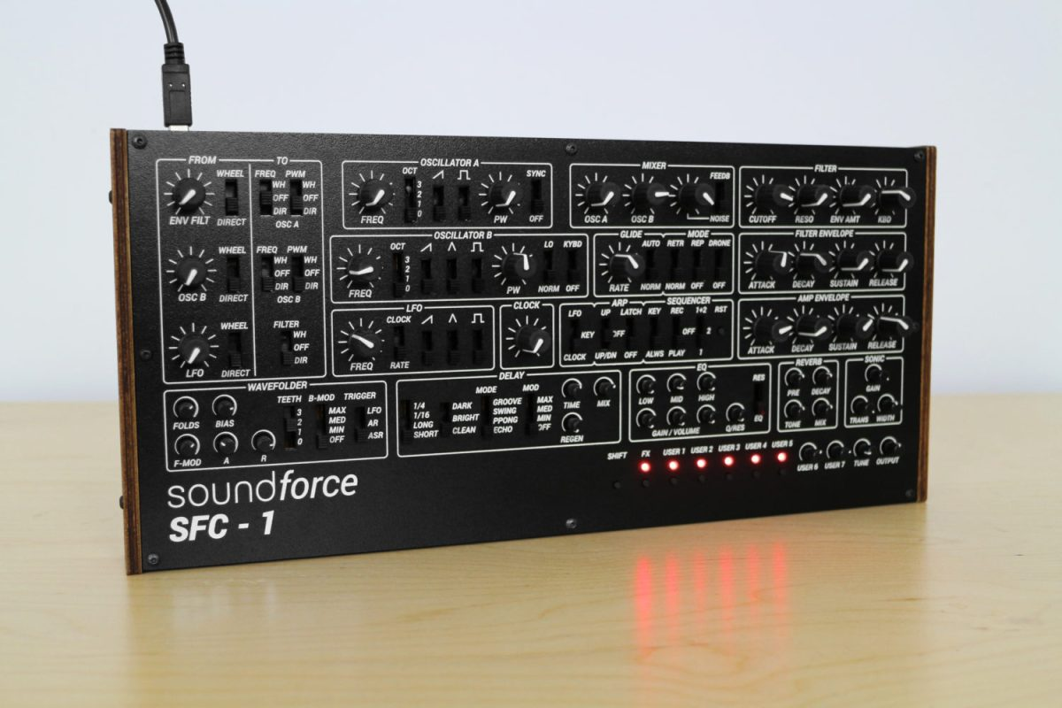 SoundForce Intros MIDI controller For U-He Repro-1