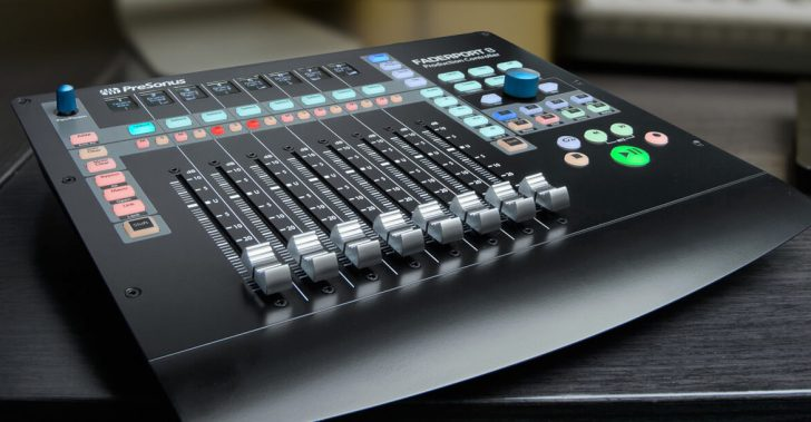 Do Motorized Faders Make Working With Your DAW Better