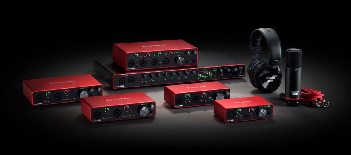focusrite intros new generation scarlett usb audio interfaces synthtopia. Black Bedroom Furniture Sets. Home Design Ideas