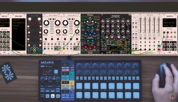 Free Software Synthesizer, VCV Rack 1 0, Now Available