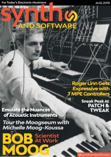 New Online Magazine, Synth & Software, Builds On Legacy Of Keyboard