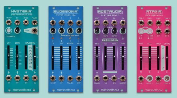 Dreadbox Intros 'Chromatic' Eurorack Module Series