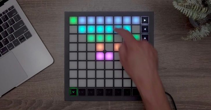 How To Control Logic Pro X 10 5 Live Loops With The Novation Launchpad Synthtopia