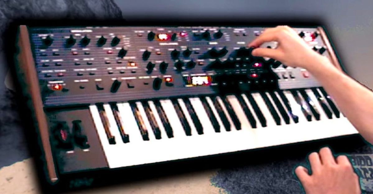 Sequential OB-6 Synthesizer Audio Demo By Jexus