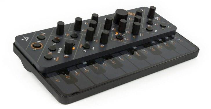 Modal Electronics Skulpt Update Adds MPE Support More