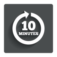 stock-illustration-50240554-every-10-minutes-sign-icon-full-rotation-arrow