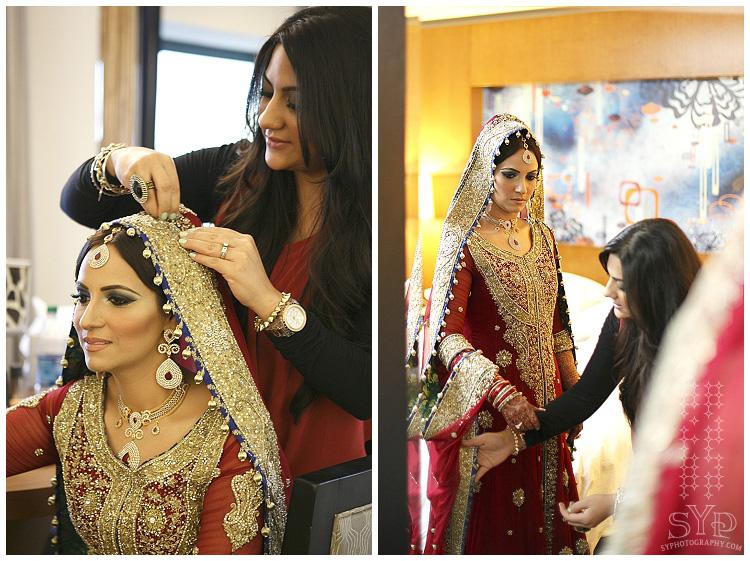 Chicago Stani Wedding Photographer Makeup Artist Ha Abbasi. New York Wedding And Fashion Portrait Photographer Chicago
