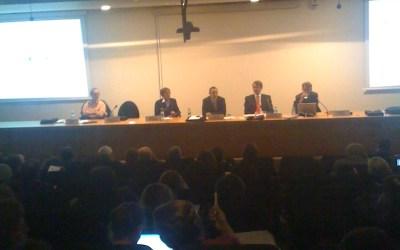 Colloque SFDE SYPRED mercredi 19 octobre 2011 à Sceaux