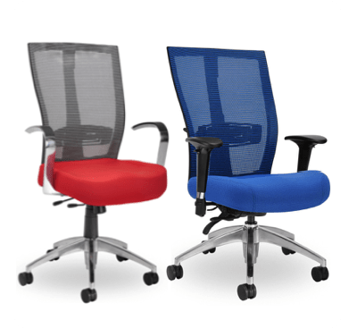 Grid SQ TaskWork Chair