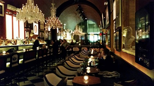 A Crystal Palace – The Baccarat Hotel, New York