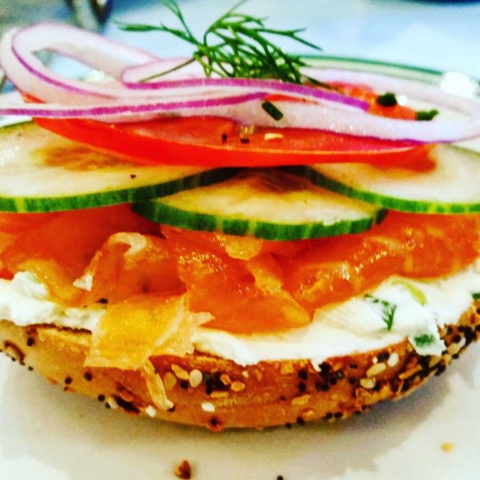 Sadelle's – Bagels Have Never Been So Glamorous