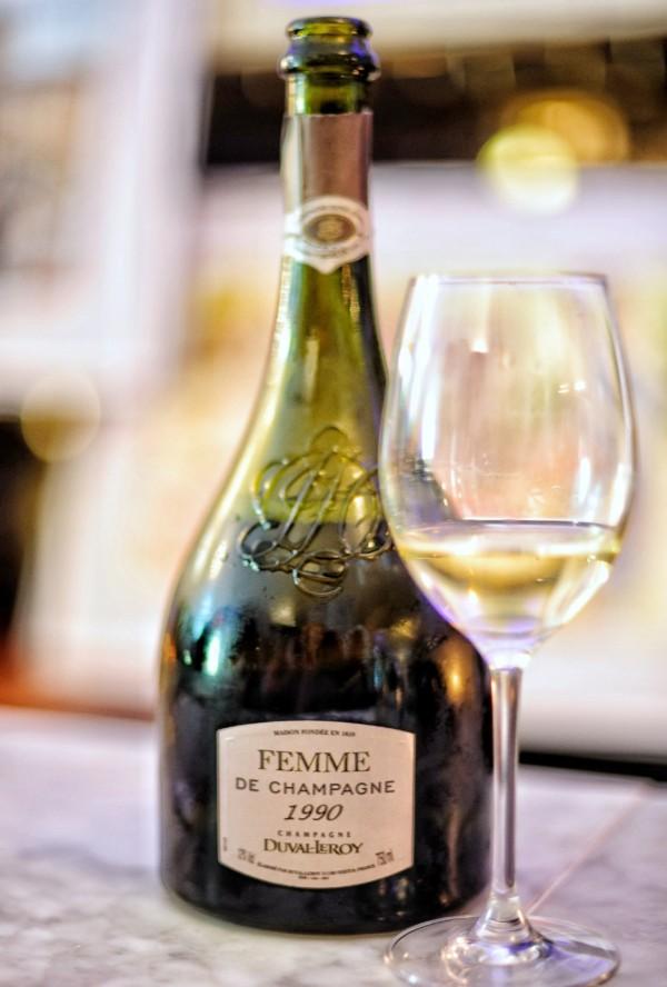 Femme de Champagne Duval-Leroy