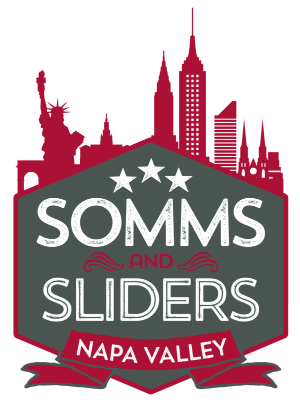 Somms and Sliders – Napa Wines paired with NYC Burgers