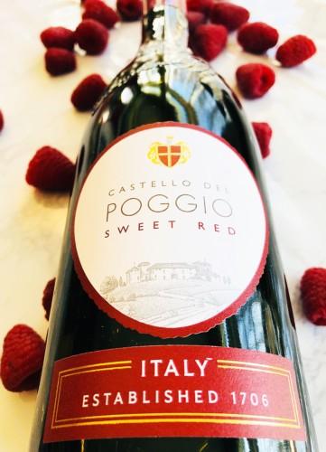 Castello Del Poggio Sweet Red