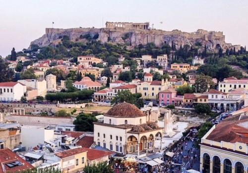 Athens for Foodies – Best Places to Eat Like a Local